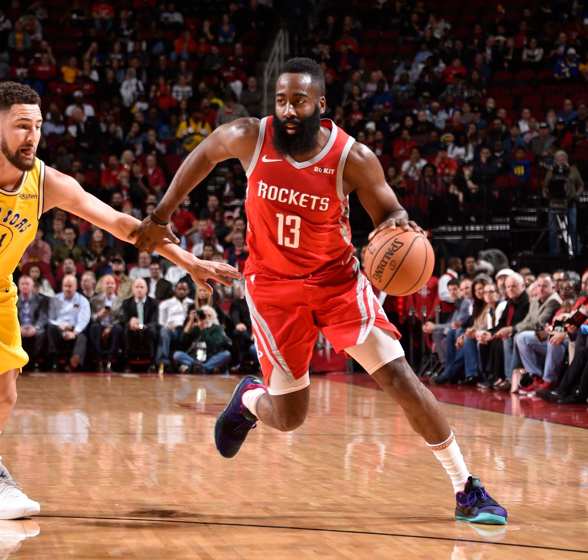 Houston Rockets X Golden State Warriors: Com Excelente Terceiro Quarto De James Harden, Rockets