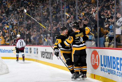 Com hat trick de Hornqvist, Penguins vencem Avalanche - The Playoffs