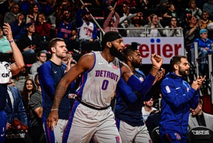 Andre Drummond quer permanecer no Detroit Pistons - The Playoffs