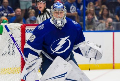 Tampa Bay Lightning confirma retorno de Vasilevskiy após 14 partidas - The Playoffs