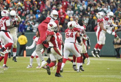 Com field goal no fim, Arizona Cardinals tira 'zica' e vence Green Bay Packers - The Playoffs