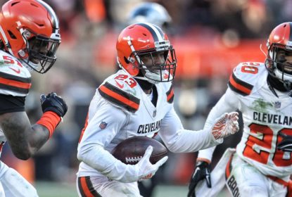 Com Mayfield e Landry doutrinando, Browns superam Panthers - The Playoffs