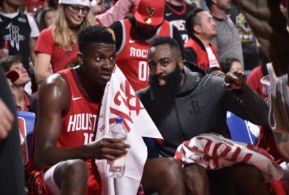 Rockets buscam possibilidades de troca envolvendo Clint Capela - The Playoffs