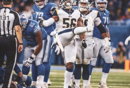 Rams decolam no fim, vencem Lions e retomam a melhor campanha da NFC - The Playoffs