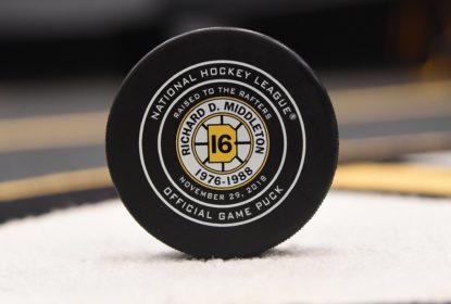 Boston Bruins aposenta a camisa nº 16 de Rick Middleton - The Playoffs