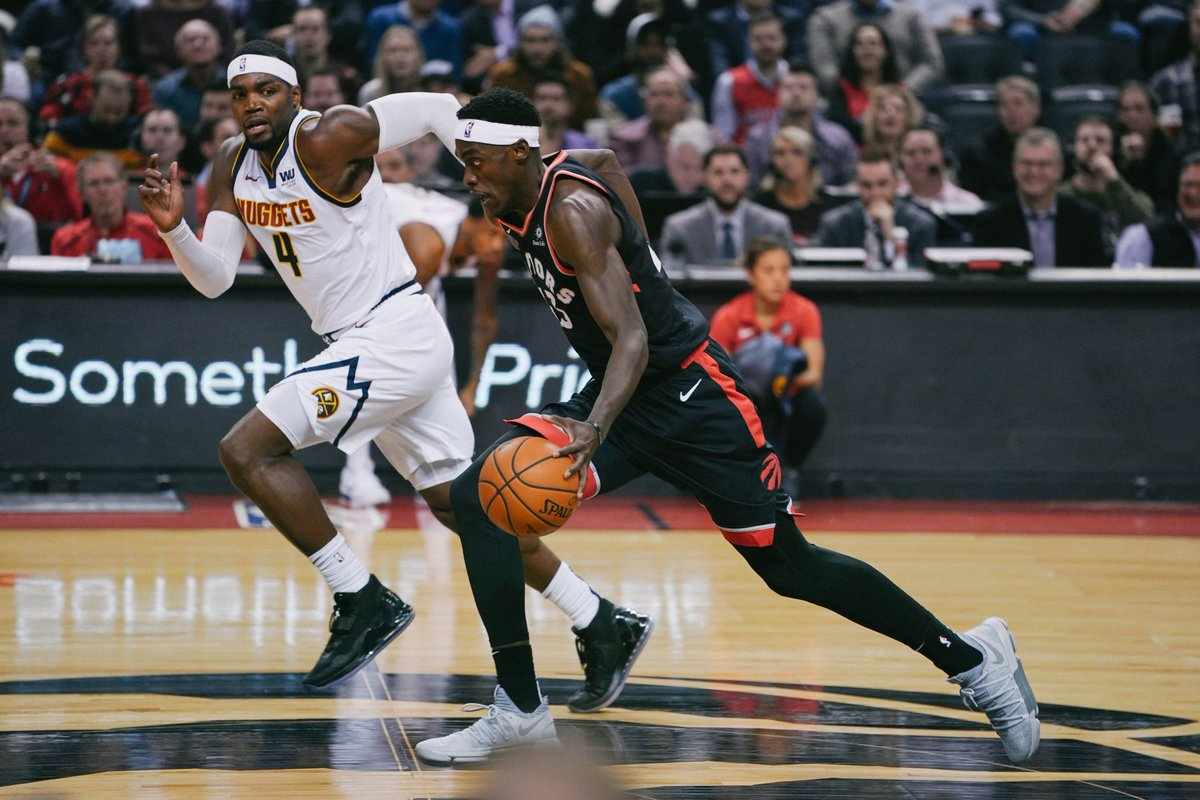 Denver Nuggets - Toronto Raptors