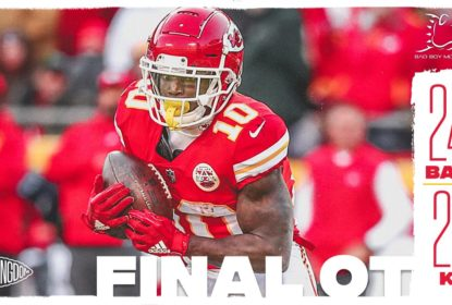 Em jogo maluco, Chiefs vencem Ravens e se classificam para os playoffs - The Playoffs