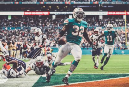 Dolphins vencem Patriots, em final de partida inacreditável em Miami - The Playoffs