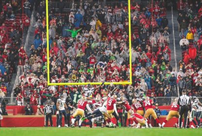Niners vencem Seahawks e adiam ida aos playoffs dos rivais - The Playoffs