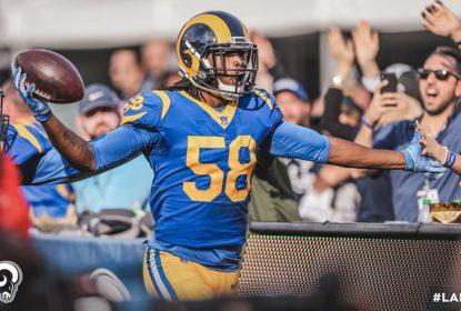Los Angeles Rams vence e garante segundo lugar na NFC - The Playoffs