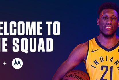 Pacers e Motorola anunciam parceria plurianual - The Playoffs
