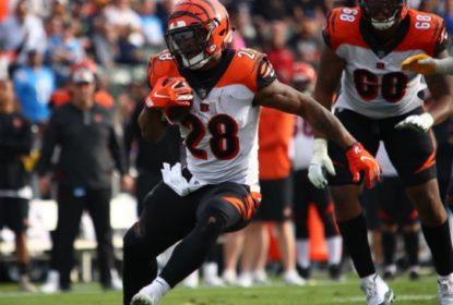 Mixon brilha, conduz o time e Cincinnati Bengals derruba o Oakland Raiders em casa - The Playoffs