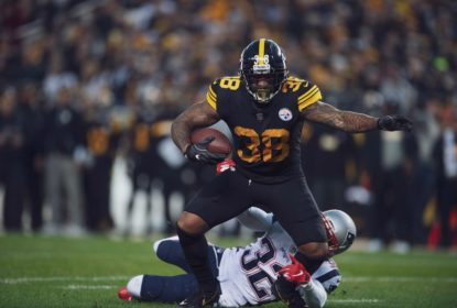 Jaylen Samuels: duo de running backs dos Steelers 'pode ser realmente assustador' - The Playoffs