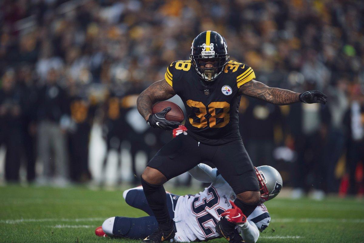 Jaylen Samuels: duo de running backs dos Steelers 'pode ser realmente assustador' - The Playoffs