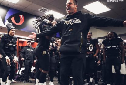 """John Harbaugh é eleito o """"Coach of the Year"""" da NFL - The Playoffs"""