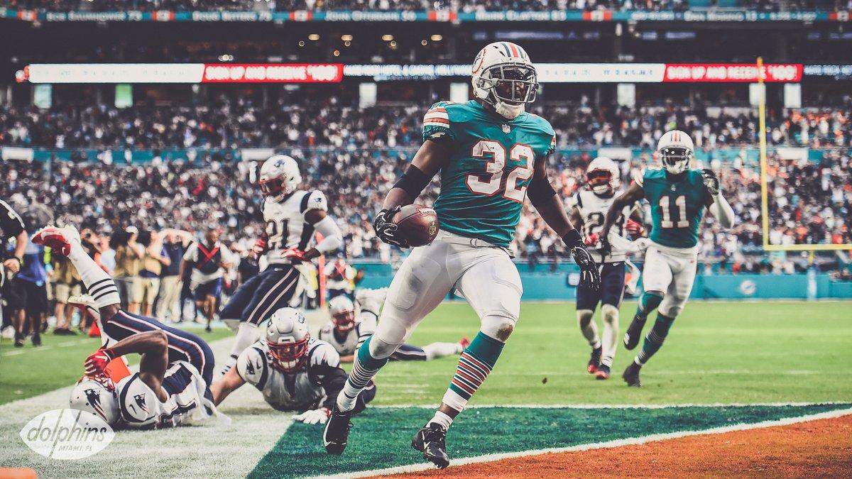Dolphins vencem Patriots, em final de partida inacreditável em Miami - The Playoffs