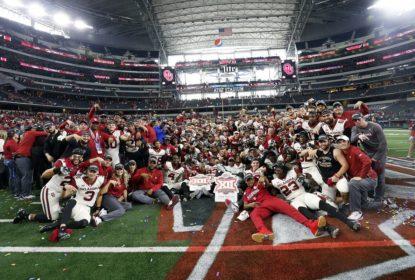 Oklahoma conquista o título da Big 12