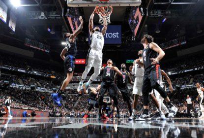San Antonio Spurs aplica sua maior vitória na temporada e arrasa o Los Angeles Clippers - The Playoffs