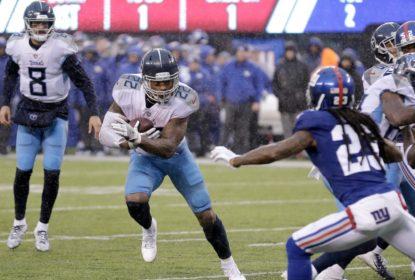 Tennessee Titans garante vitória contra Giants pela Semana 15 da NFL 2018.