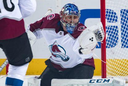 Colorado Avalanche zera Detroit Red Wings com Varlamov intransponível - The Playoffs