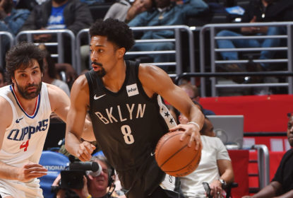 "Spencer Dinwiddie fala sobre ""perseguições"" aos Knicks no Twitter - The Playoffs"