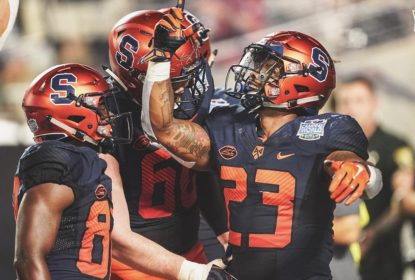 Syracuse domina segundo tempo contra West Virginia e vence Camping World Bowl - The Playoffs