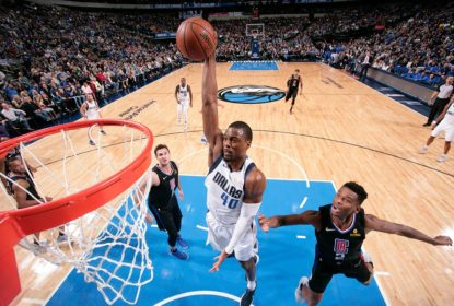Dallas Mavericks vence Los Angeles Clippers e entra na zona de playoffs - The Playoffs