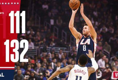 Los Angeles Clippers vence Denver Nuggets e encerra série de vitórias do rival - The Playoffs