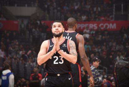 Raptors vencem os Clippers fora de casa