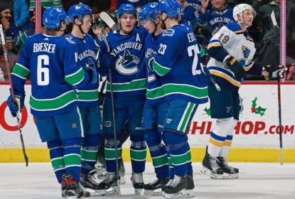 Surto nos Canucks é causado por variante brasileira do coronavírus - The Playoffs