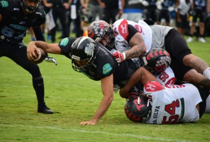 Atlético-MG vence o Timbó Rex e está no Brasil Bowl - The Playoffs