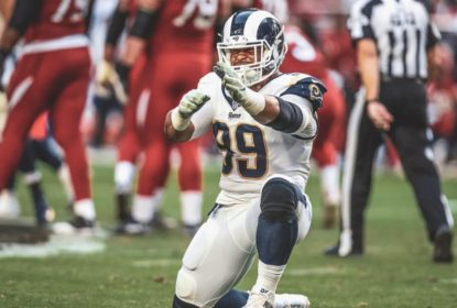 Aaron Donald é eleito o jogador defensivo do ano - The Playoffs