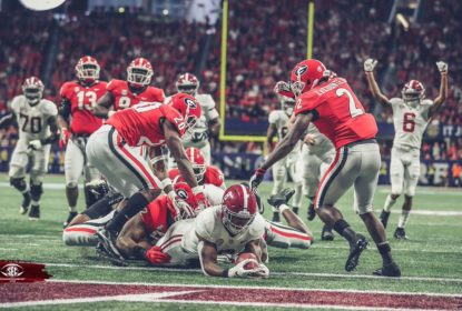 Hurts brilha, Alabama derrota Georgia e fatura título da Conferência SEC - The Playoffs