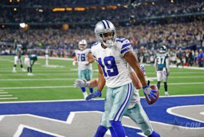 Wide receiver do Dallas Cowboys Amari Cooper
