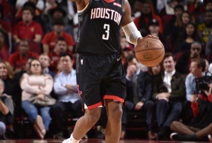 Sob comando de James Harden e triple-double de Chris Paul, Rockets vencem os Blazers