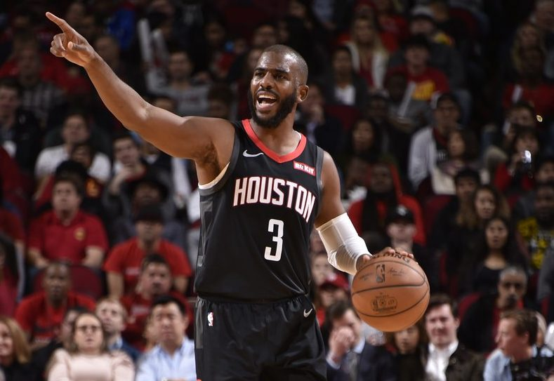 Sob comando de James Harden e triple-double de Chris Paul, Rockets vencem os Blazers