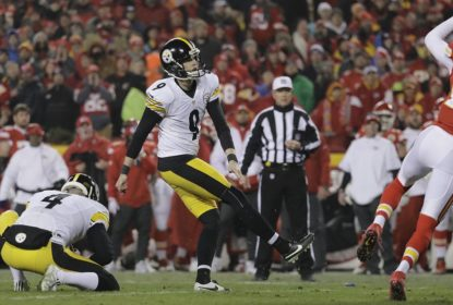 Pittsburgh Steelers coloca Chris Boswell na injured reserve - The Playoffs