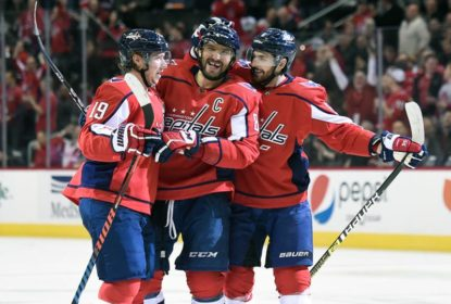 Com hat trick de Ovechkin, Capitals vencem Red Wings - The Playoffs