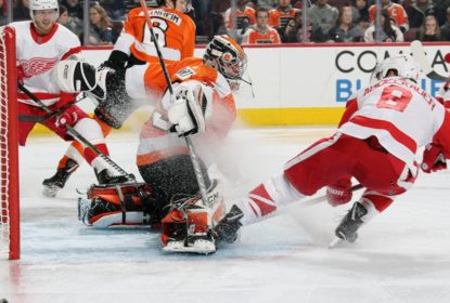 Em noite de estreias, Philadelphia Flyers vence Detroit Red Wings - The Playoffs