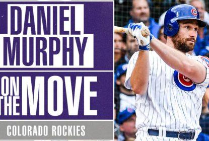 Colorado Rockies acerta contratação de Daniel Murphy - The Playoffs