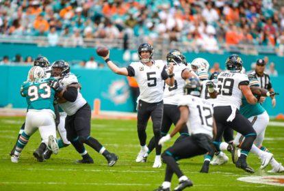 Jaguars vencem Dolphins