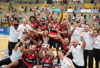 Flamengo derrota Franca e é campeão da Copa Super 8 - The Playoffs