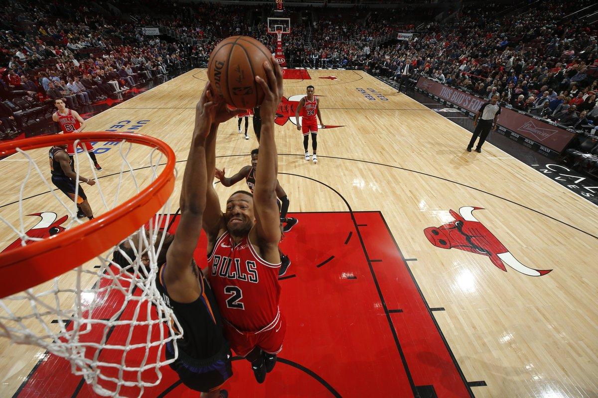 Em situação difícil, Jabari Parker perde prestígio e cai na rotação dos Bulls - The Playoffs