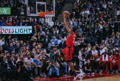 Com grande virada no fim, Raptors mostram força e vencem os Pacers - The Playoffs