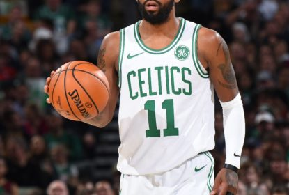 Kyrie Irving joga bem e Celtics vencem Cavaliers com extrema facilidade