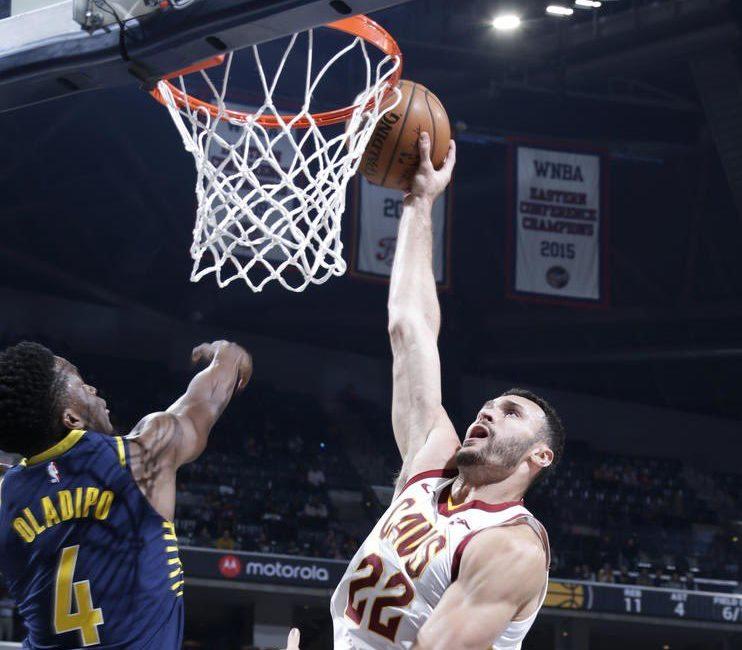 Com cesta no estouro do cronômetro, Cavaliers surpreendem e vencem os Pacers