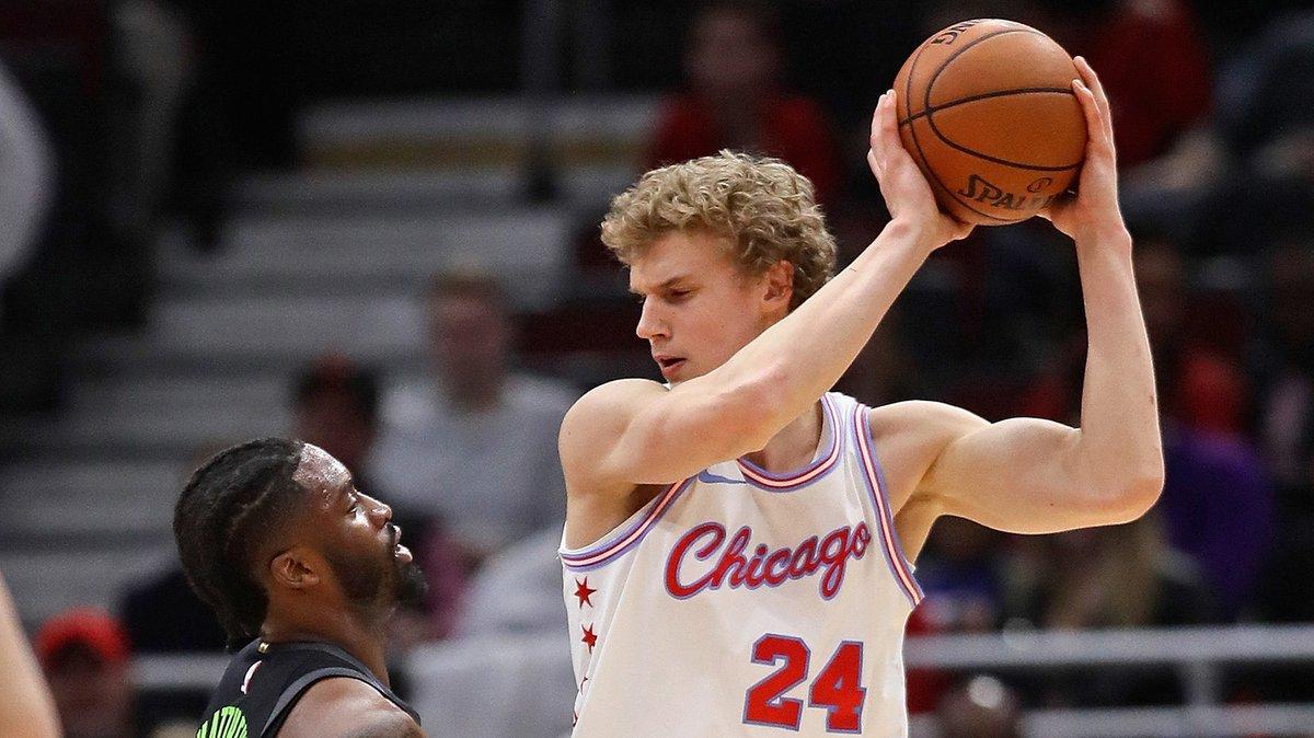 Markkanen retorna de lesão e pode fazer sua estreia na temporada pelos Bulls