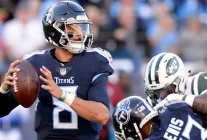Mariota diz estar pronto para uma nova chance como titular na NFL - The Playoffs