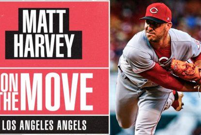 Matt Harvey é dispensado pelo Los Angeles Angels - The Playoffs