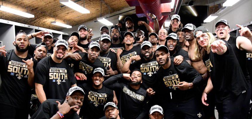 New Orleans Saints retoma a liderança do Power Ranking The Playoffs da temporada 2018 da NFL